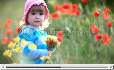 flower_child_footage_clip