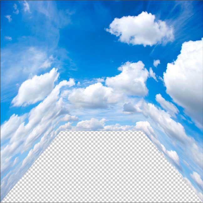 Transform the sky some more