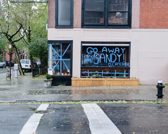 Go Away Sandy by Joel Zimmer