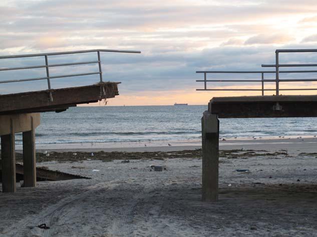 Broken Bridge by Jon Feinstein