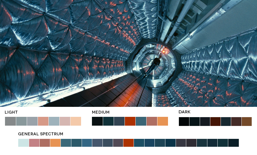 Movie Magic: 4 Ways To Use Film Color Palettes To Transform
