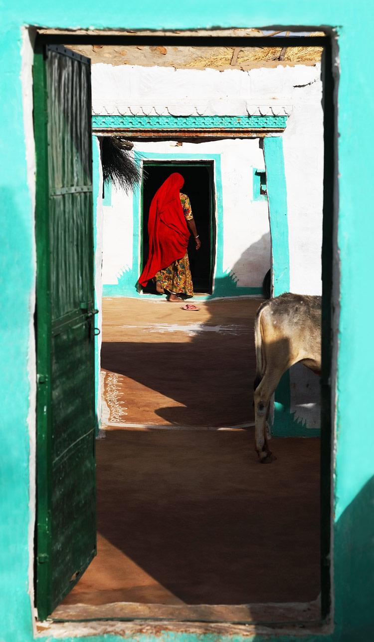Indian architecture in Thar Desert  Mikadun