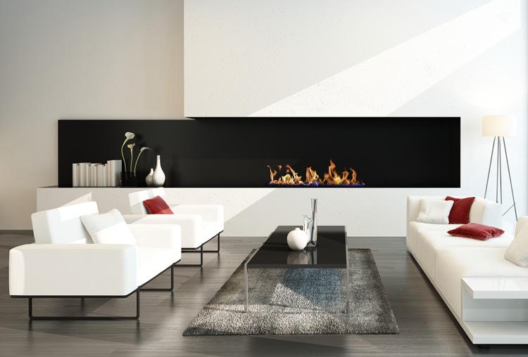 PlusONE |Luxurious modern design living room