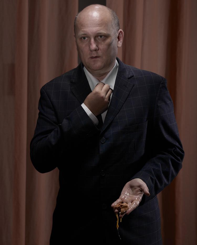 Keith Jeffrey, CEO of Quad Derby © Brian Griffin