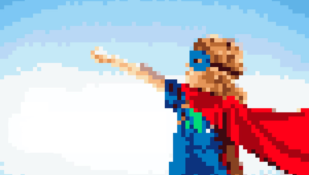 How To Make Any Photo or Image Into Pixel Art With Photoshop