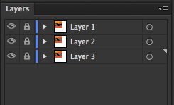 Layers Locked