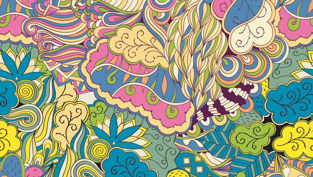 Every Adult Needs An Adult Coloring Book