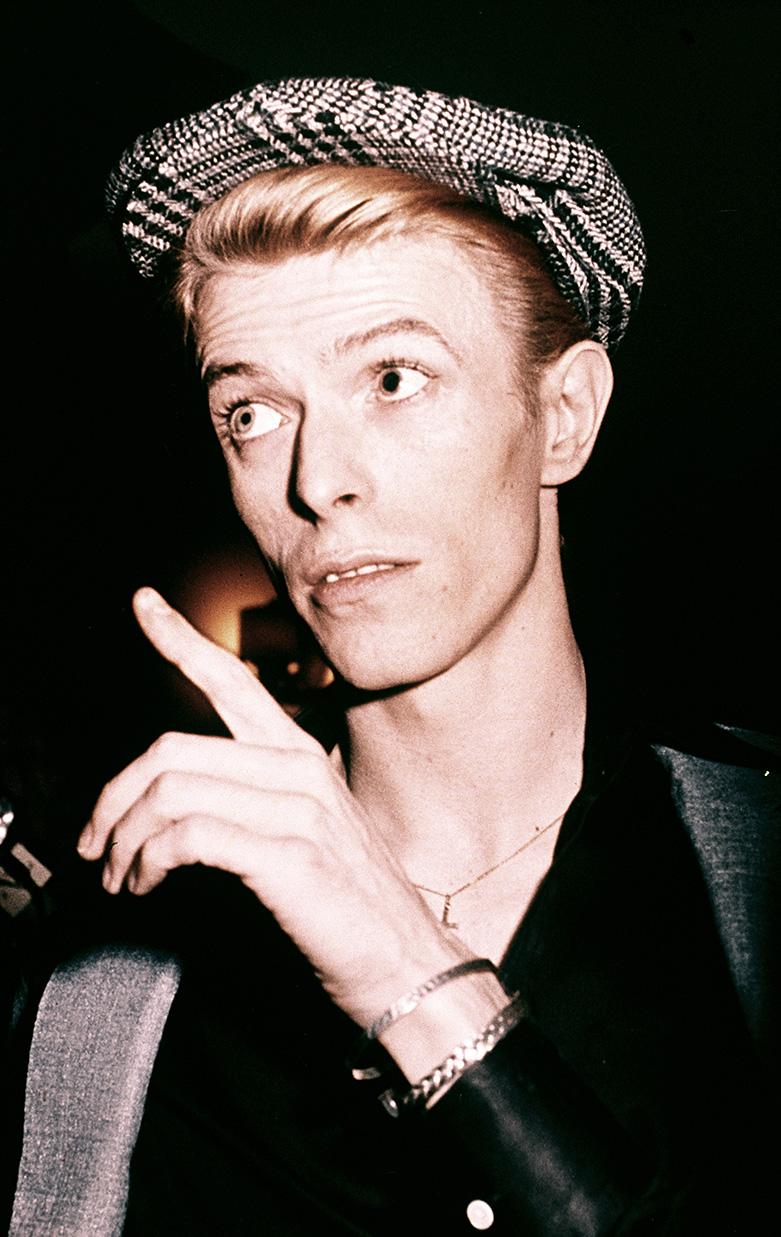 David Bowie Various - 1975. Photo by A Fotos International/REX/Shutterstock
