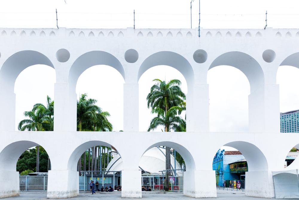 aqueducts lapa rio