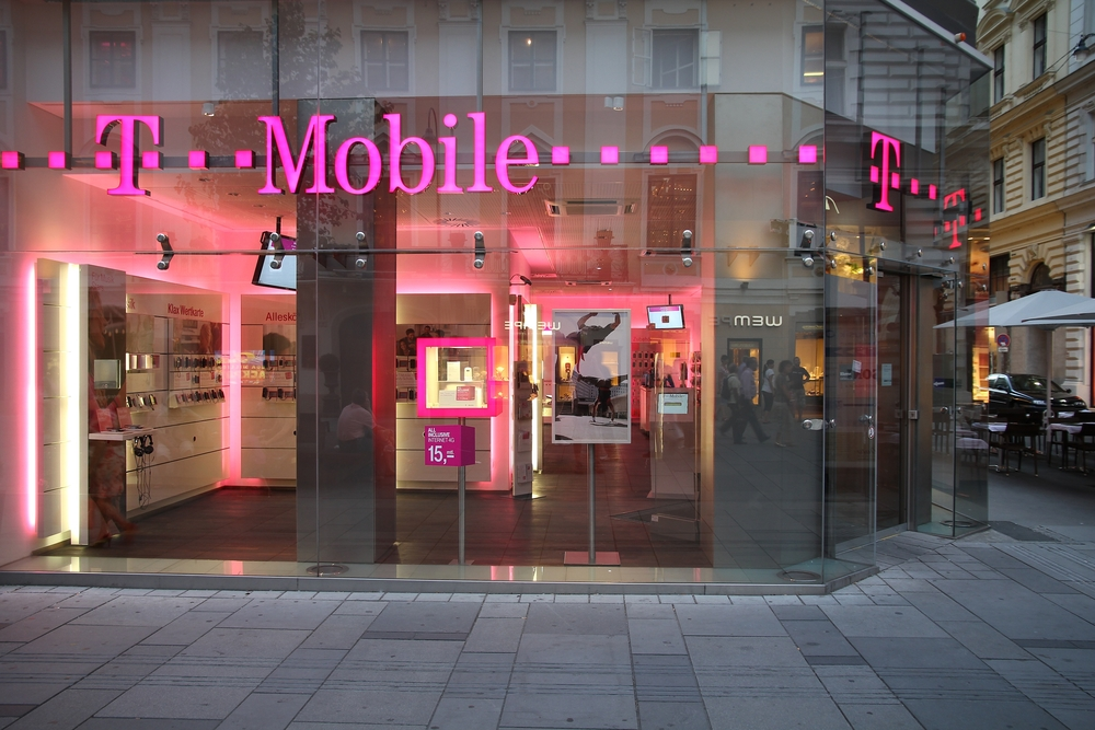 t mobile storefront