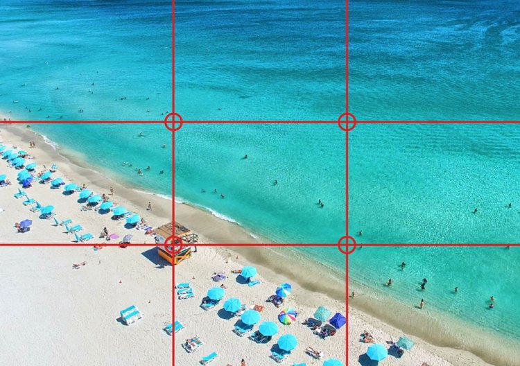 Your Essential Guide to Working with the Rule of Thirds — Miami Beach Grid