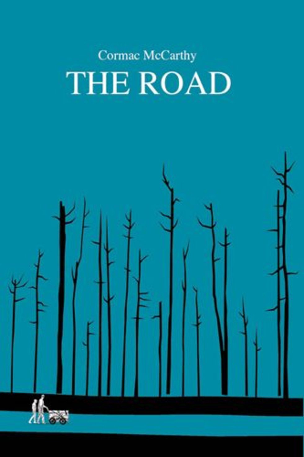 23 Book Covers Show What Goes into Best-Seller Design – The Road