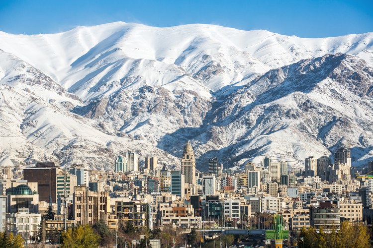 8 Photographers on Capturing Unforgettable Snow Days in the City — Tehran