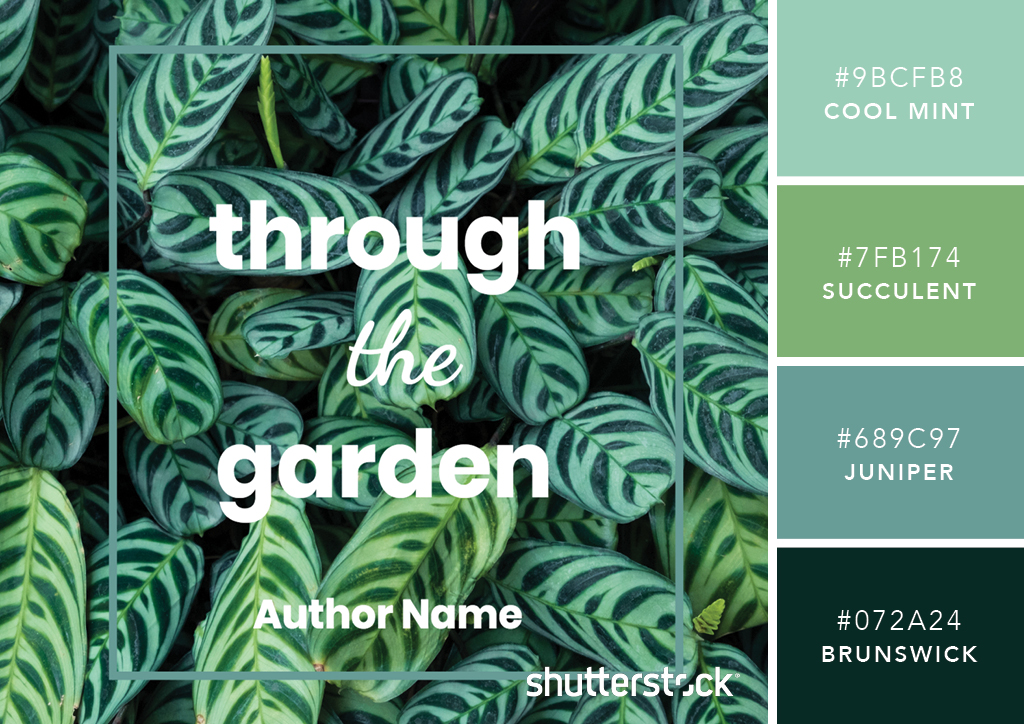 101 Color Combinations to Inspire Your Next Design – Emerald Green Color Palette