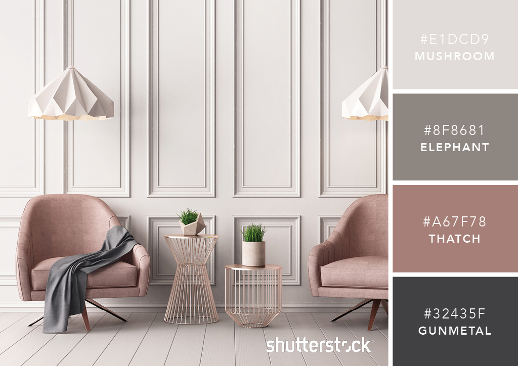 101 Color Combinations to Inspire Your Next Design – Comfy and Neutral Color Palette