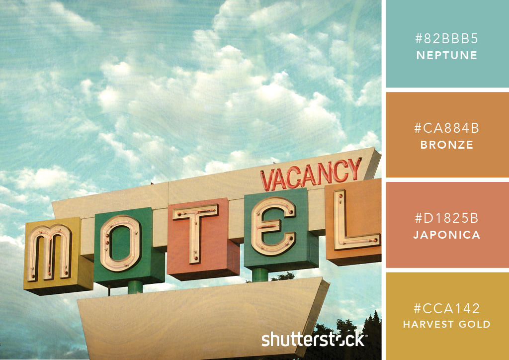 101 Color Combinations to Inspire Your Next Design – Vintage Vibes Color Palette