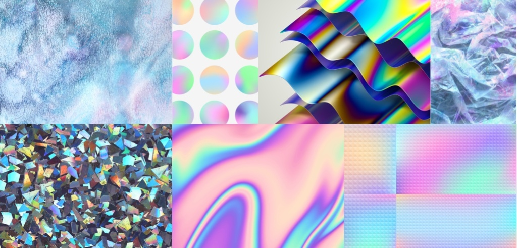 2018 Creative Trends – Holographic Foil