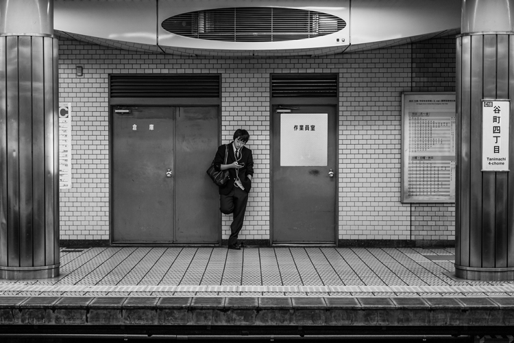 """The Best Gear for """"Fly-on-the-Wall"""" Street Photographers — Metro Station"""