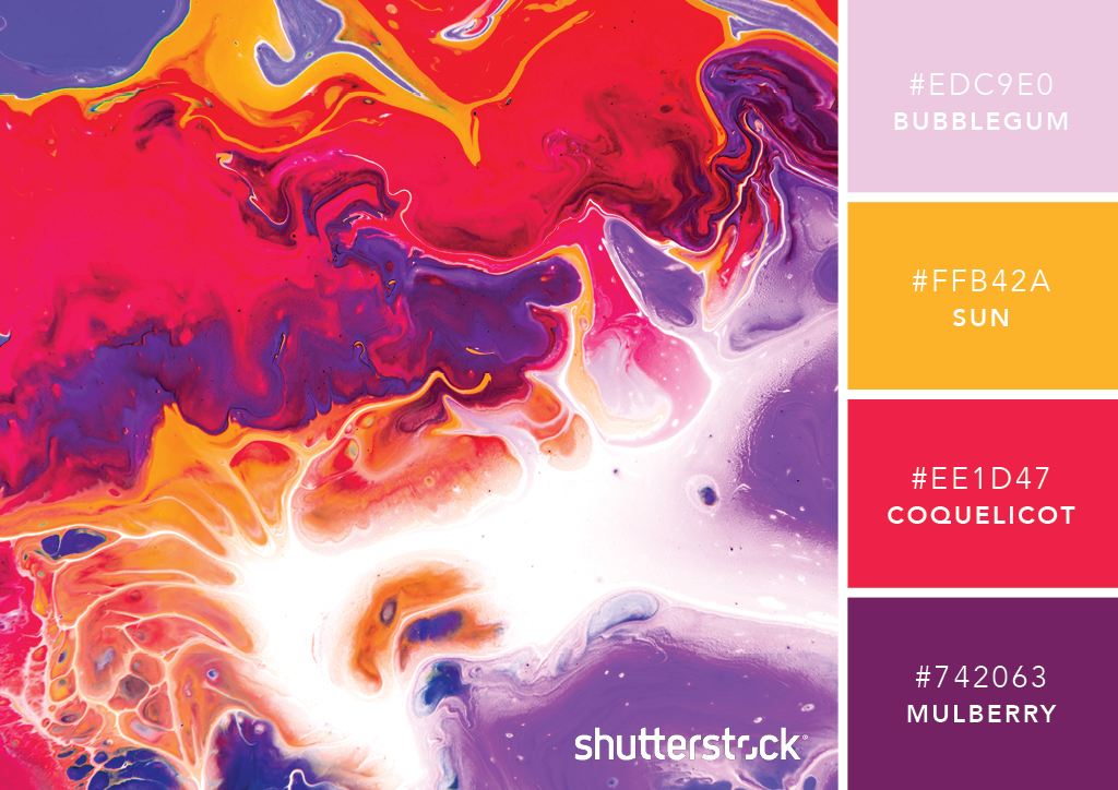 101 Color Combinations to Inspire Your Next Design – Acrylic Color Palette