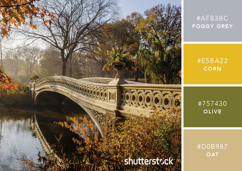 101 Color Combinations to Inspire Your Next Design – Central Breeze Color Palette