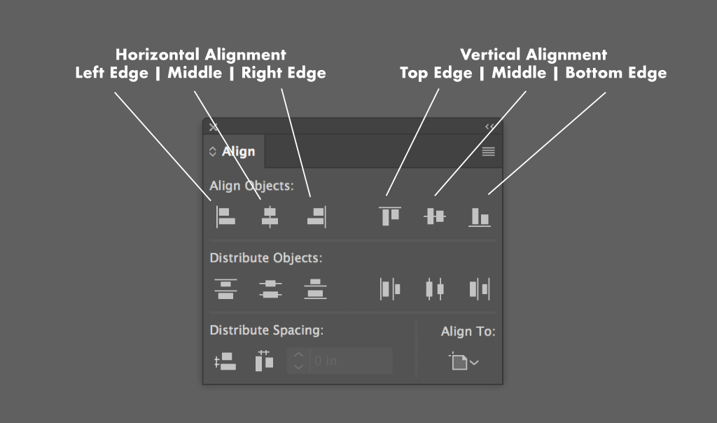 Tool Guide: How to Use the Alignment Menu in Adobe Design Apps – Align Menu in Illustrator
