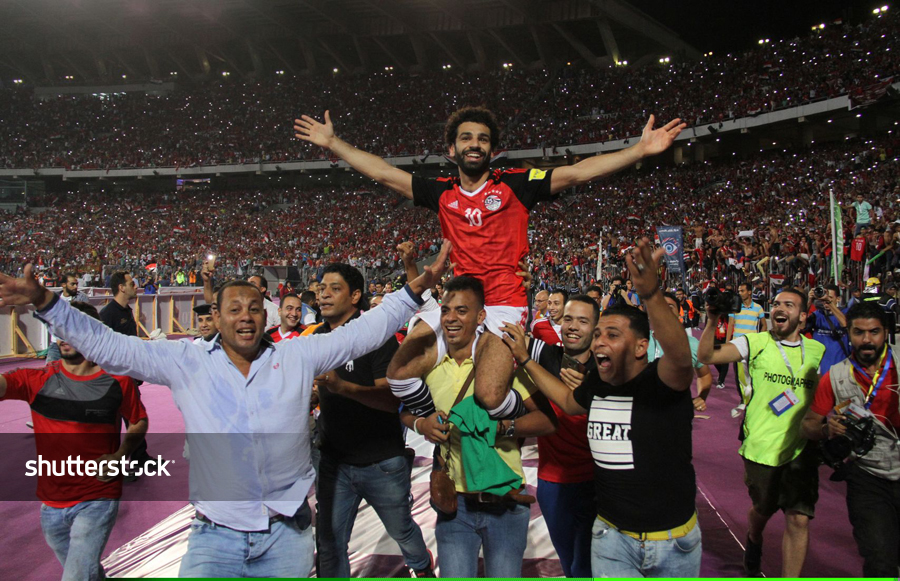 Photos: Celebrations (and Heartbreak) of the World Cup Qualifiers – Egypt
