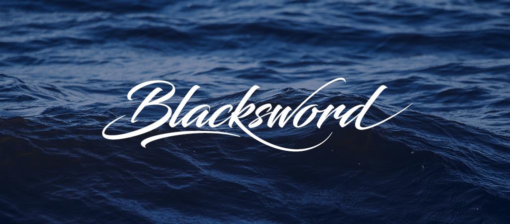 20 Free Script Fonts to Make Elegant Designs – Blacksword