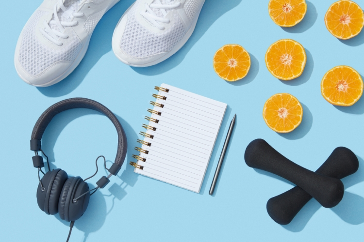 Create the Perfect Flatlay Image with These 10 Tips — White Space