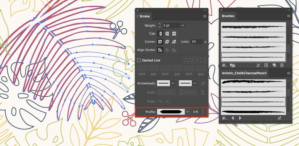6 Techniques to Instantly Transform Your Flat Vector Designs – Brush Tool Library