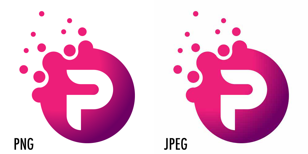 PNG vs. JPEG quality comparison
