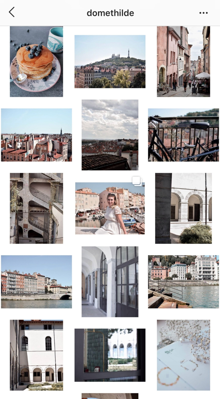 Three Easy Ways to Improve Your Brand's Instagram Feed — Alternating Grid Layout