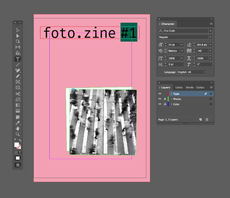 Tips For Creating A Zine Template For Print In Indesign