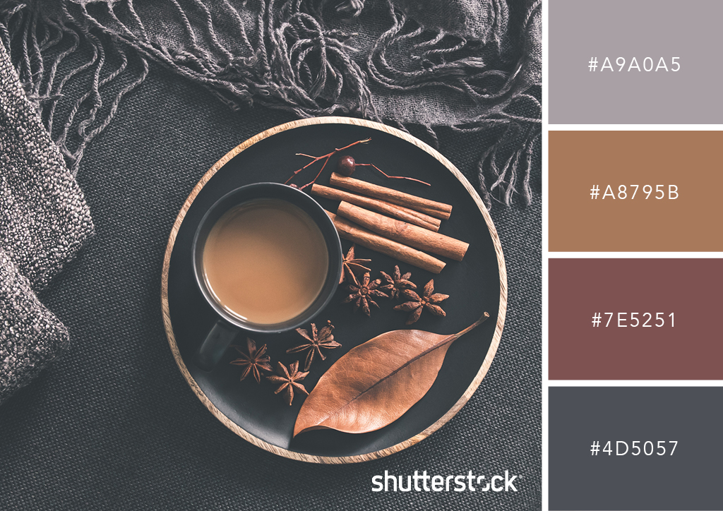 20 Free Seasonal Color Palettes for Your Next Holiday-Themed Project — Cozy Mornings