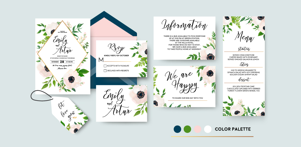 21 Tips to Make Your Own Invitations Save the Dates and