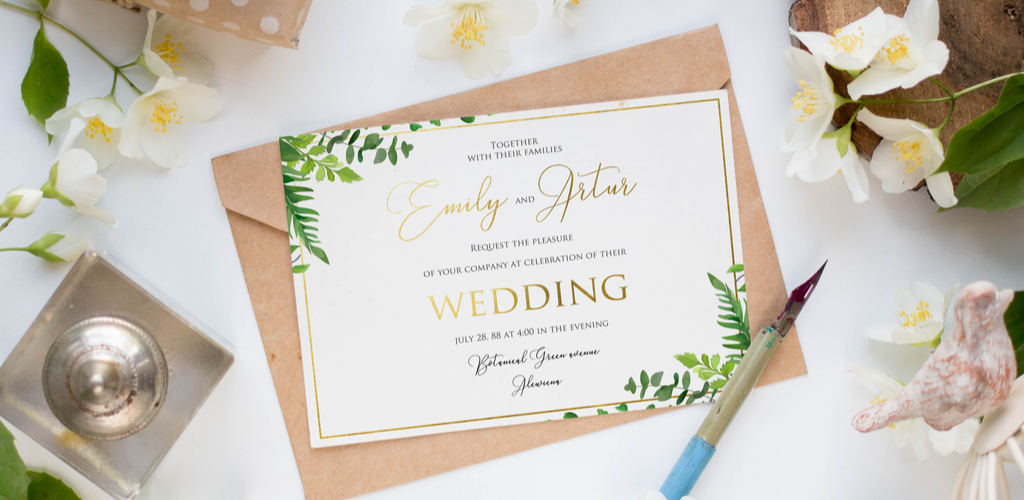 21 Tips To Make Your Own Invitations Save The Dates And Cards
