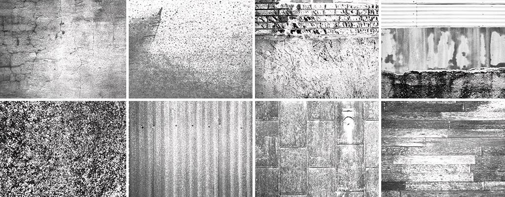 35 FREE Zine Texture Overlays - Grunge, Photocopier Look