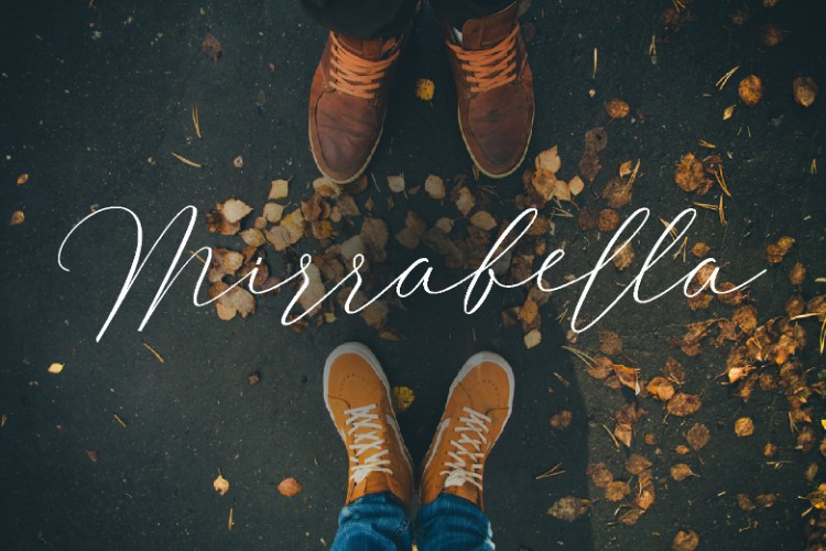 Invitation Hacks: Find Ideas and Free Calligraphy Fonts Here — Mirrabella