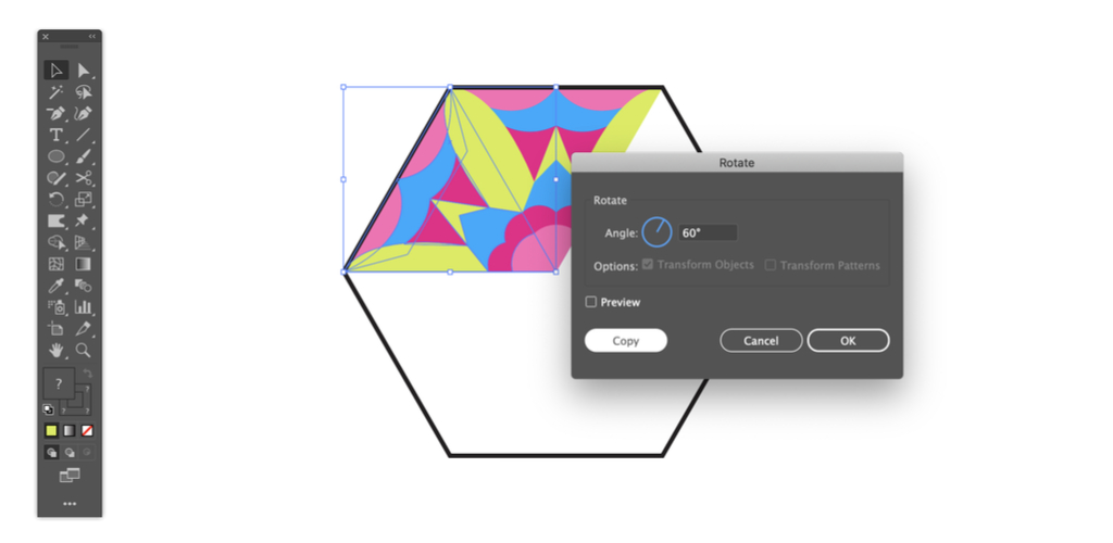 Make a Kaleidoscope Pattern with Illustrator in Three Simple Steps — Build Your Kaleidoscope
