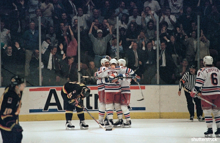 On This Day in June: 30 of the Month's Biggest Moments — Rangers vs Canucks