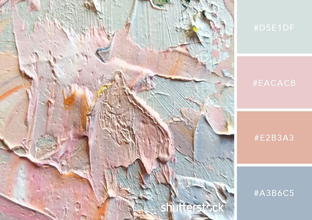 20 Pastel Color Palettes to Get the Rococo Art Look — Textured Brush