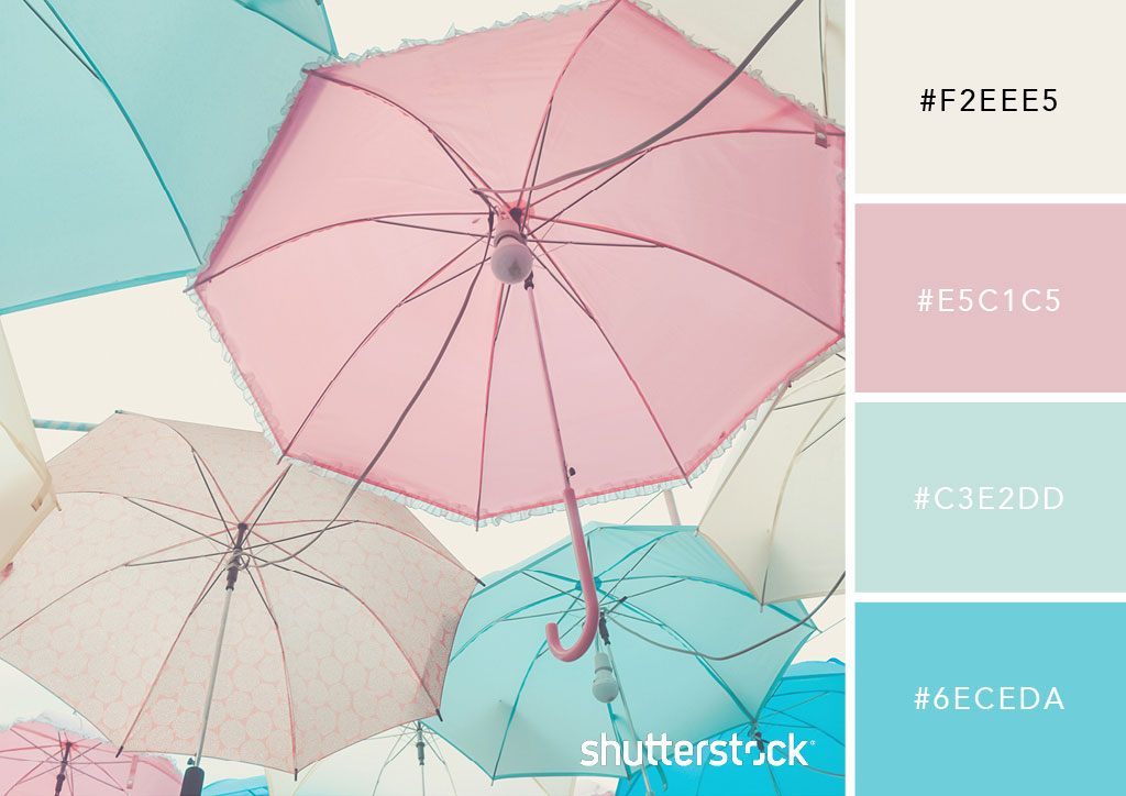 20 Pastel Color Palettes to Get the Rococo Art Look — April Showers