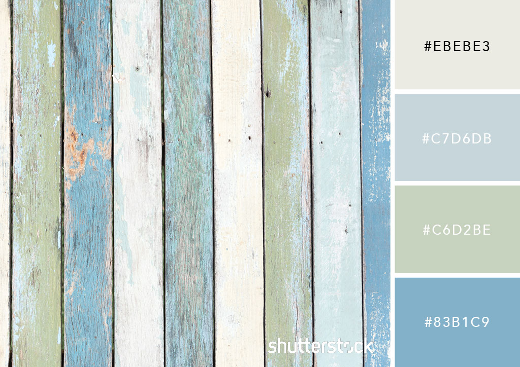 20 Pastel Color Palettes to Get the Rococo Art Look — Distressed Panels