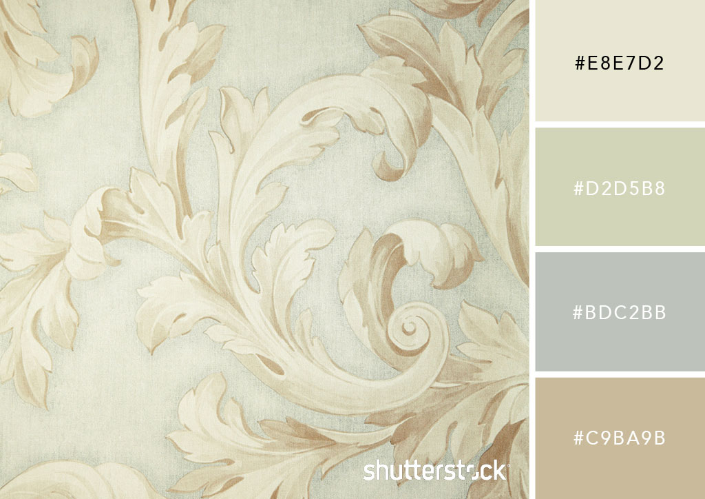 20 Pastel Color Palettes to Get the Rococo Art Look — Victorian Decor