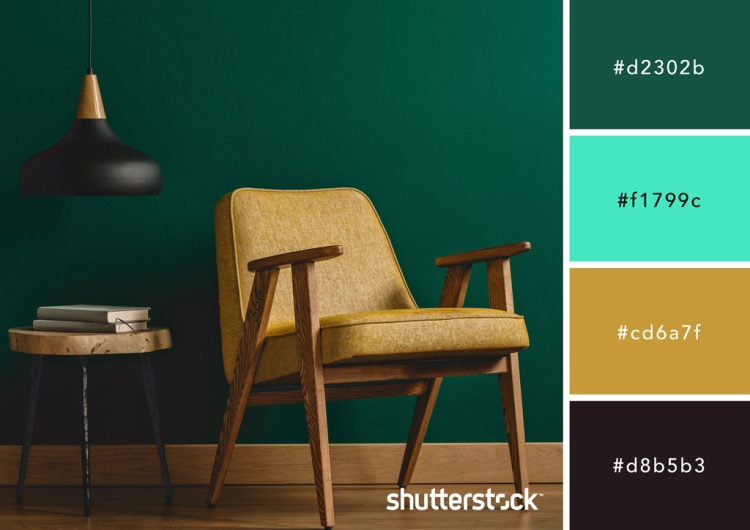 All About Green: Origin, Theory, Design Applications, and Color Schemes — English Sensibility