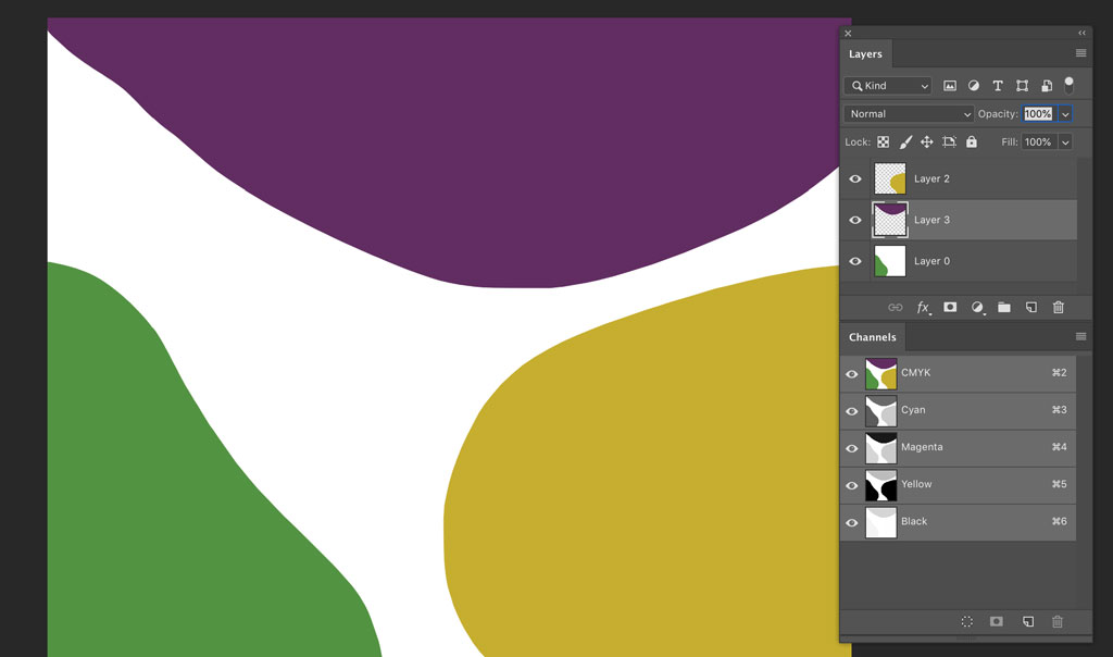 Design Tips: Using Spot Colors in Adobe Photoshop — Layers