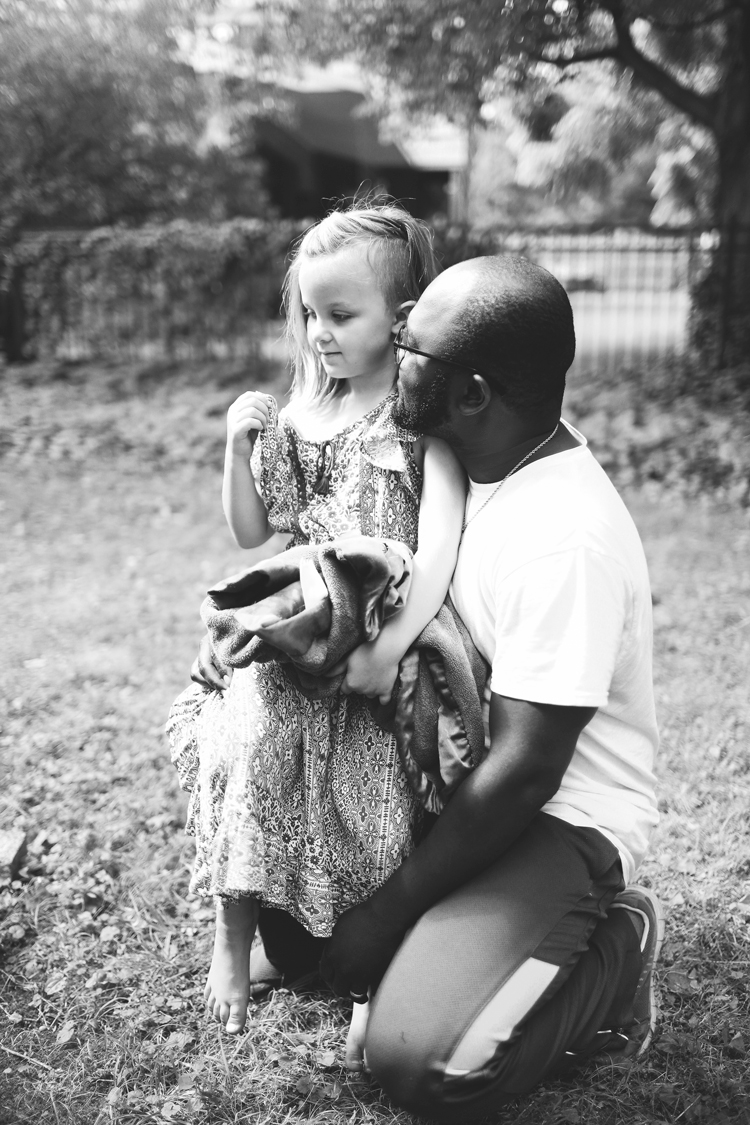 Diverse Images that Redefine What It Means to Be Dad — Gratitude and Love