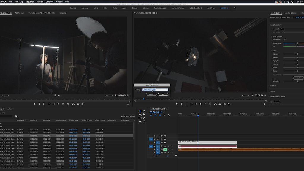 15 Things I Wish I Knew As A Beginner with Adobe Premiere — Workspace Customization