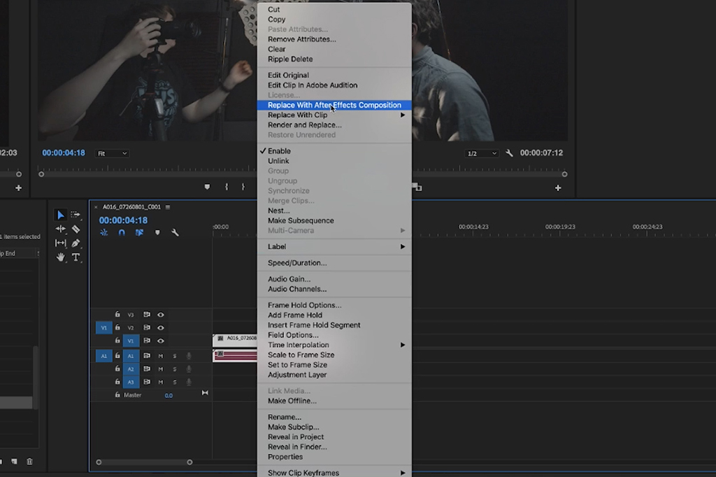 15 Things I Wish I Knew As A Beginner with Adobe Premiere — After Effects Comp