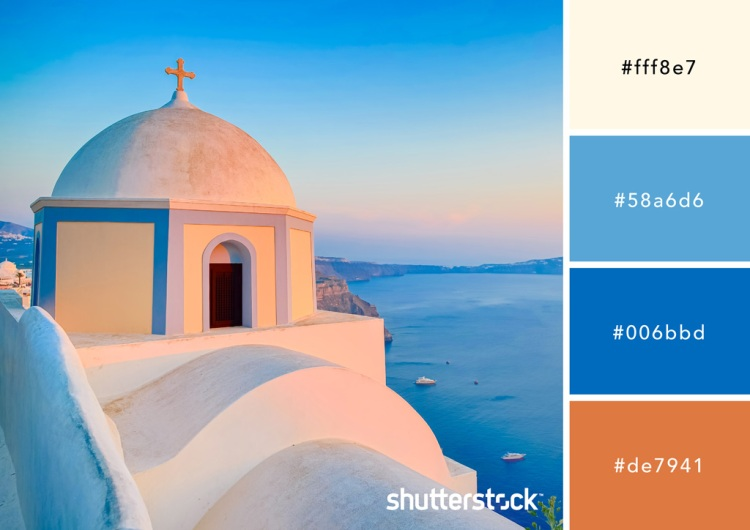 White Out: Everything You Need to Know About the Color White — Santorini Wiew