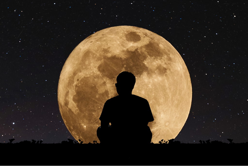 Tips for Capturing Phenomenal Pictures of the Moon — A Human Touch